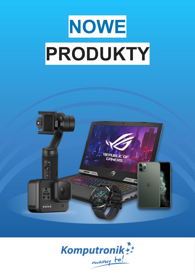 Oferty Elektronika i AGD w Komputronik w Nowa Ruda ( Ważny 18 dni )