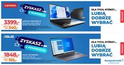 Oferty Elektronika i AGD na ulotce Komputronik ( Ważny 7 dni)