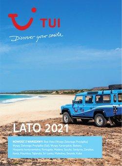 Oferty Podróże na ulotce TUI ( Ważny 3 dni)