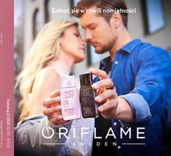 Oferty Walentynki na ulotce Oriflame ( Ważny 19 dni)