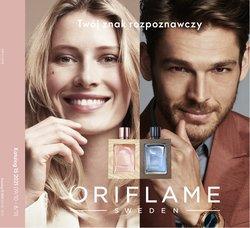 Oferty Perfumy i kosmetyki na ulotce Oriflame ( Ważny 11 dni)