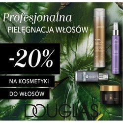 Gazetka Douglas w Warszawa ( Wygasle )