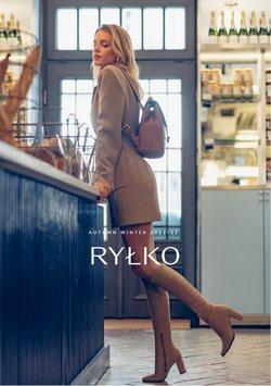 Oferty Ubrania, buty i akcesoria na ulotce Ryłko ( Wydany dzisiaj)