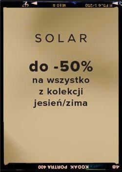 Gazetka Solar ( Ważny 11 dni )