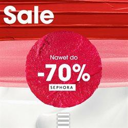 Oferty Perfumy i kosmetyki w Sephora ( Wydany 3 dni temu )