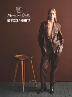 Oferty Massimo Dutti na ulotce Massimo Dutti ( Ponad miesiąc)
