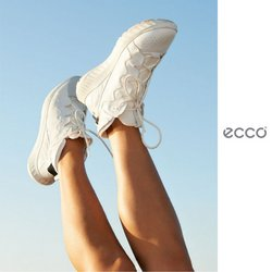 Oferty ECCO na ulotce ECCO ( Ważny 10 dni)