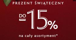 Oferty W. KRUK na ulotce Warszawa