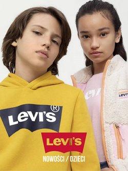 Oferty Levi's na ulotce Levi's ( Ponad miesiąc)