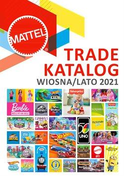 Oferty Mattel na ulotce Mattel ( Ponad miesiąc)