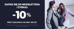 Oferty Sizeer na ulotce Warszawa
