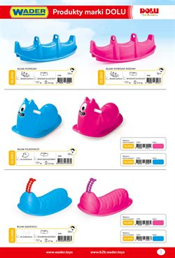Oferty Dzieci i zabawki w Wader ( Ponad miesiąc )