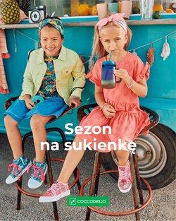 Oferty Dzieci i zabawki na ulotce Coccodrillo ( Ważny 4 dni)