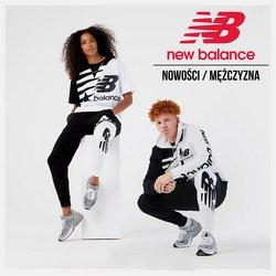 Oferty New Balance na ulotce New Balance ( Ważny 30 dni)