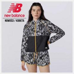 Oferty New Balance na ulotce New Balance ( Ponad miesiąc)