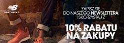Oferty New Balance na ulotce Katowice