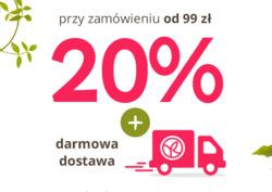Oferty Yves Rocher na ulotce Warszawa