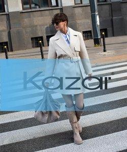 Oferty Kazar na ulotce Kazar ( Ponad miesiąc)