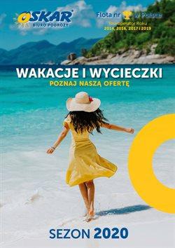 Oferty Podróże w Oskar Centrum Turystyki w Łódź ( Ponad miesiąc )
