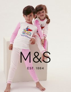 Oferty Marks and Spencer na ulotce Marks and Spencer ( Ważny 27 dni)