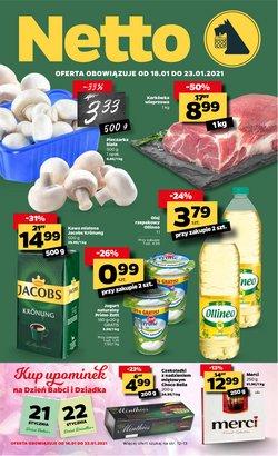 Oferty Supermarkety w Netto ( Ważny 3 dni )