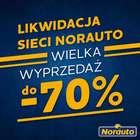 Gazetka Norauto ( Wygasle )