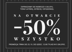 Oferty Bytom na ulotce Warszawa