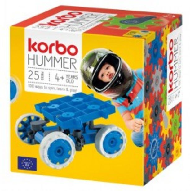 Korbo Hummer 25 Blue za 37,9 zł
