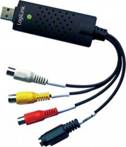 LogiLink grabber USB 2.0 za 86,9 zł