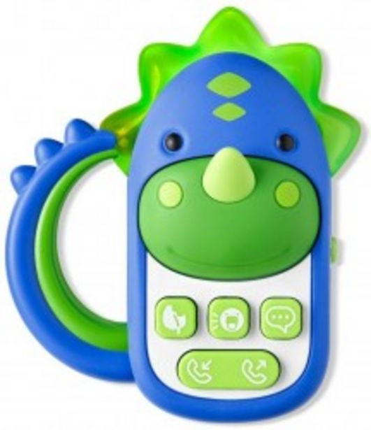 Skip Hop Aktywny telefon Zoo Dinozaur za 57,9 zł
