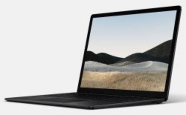 Microsoft Surface Laptop 4 Czarny za 7599 zł