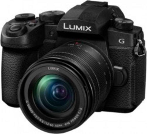 Panasonic LUMIX DC-G90 + 12-60 mm za 4499 zł