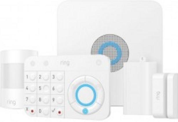 Ring Alarm Home Security Kit (biały) za 699 zł