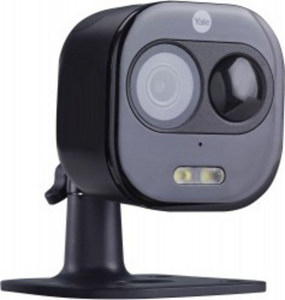 Yale Kamera All-in-One 1080p czarna SV-DAFX-B_EU za 549 zł