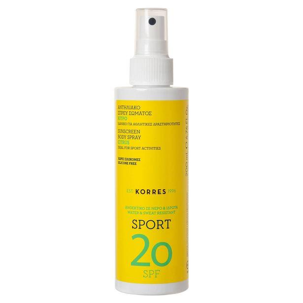 Spray do opalania ciała SPF 20 za 80,9 zł