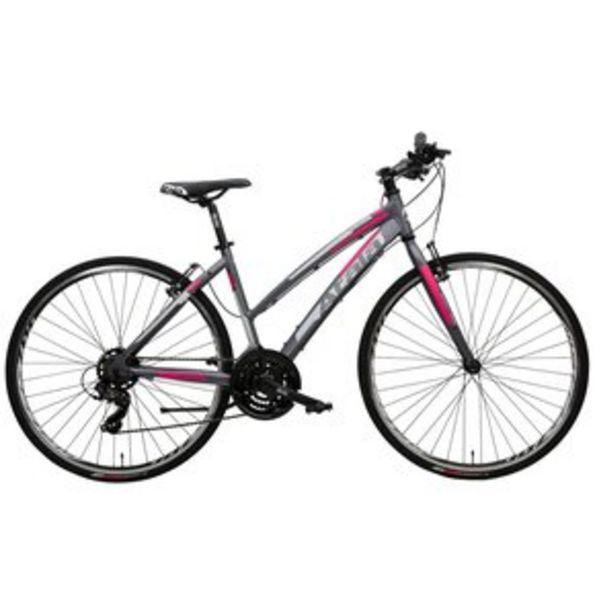 Rower crossowy ATALA North Black Lady D17 damski Antracytowo-fuksjowy za 1219,99 zł