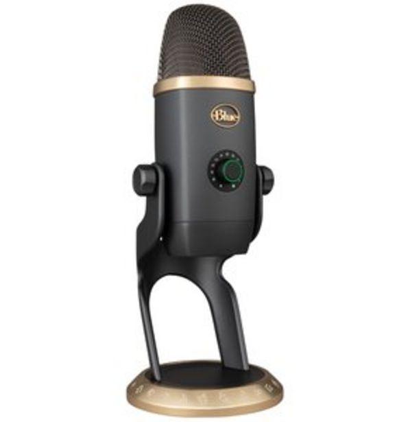 Mikrofon do streamingu BLUE Yeti X World of Warcraft Edition 988-000463 za 799 zł