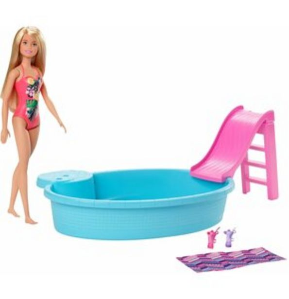 Lalka Barbie Basen za 64,5 zł