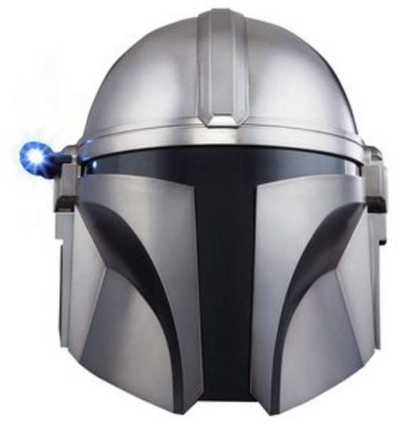 Hełm HASBRO Star Wars: Black Series Electronic Helmet The Mandalorian za 549,9 zł