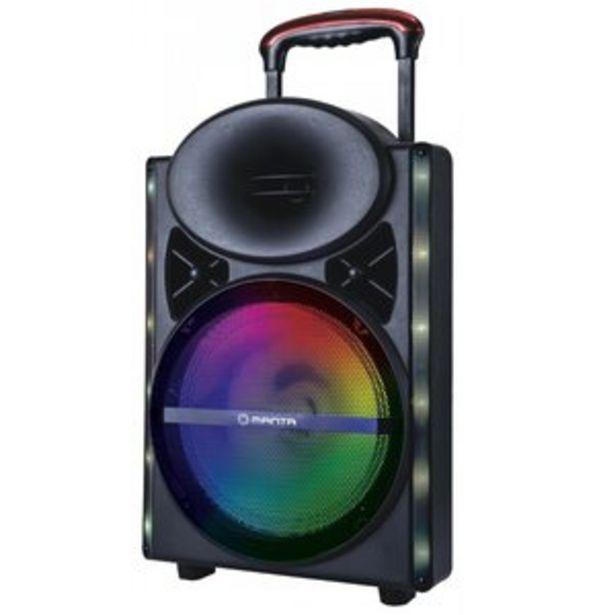 Power audio MANTA Kronos SPK5024 za 399 zł