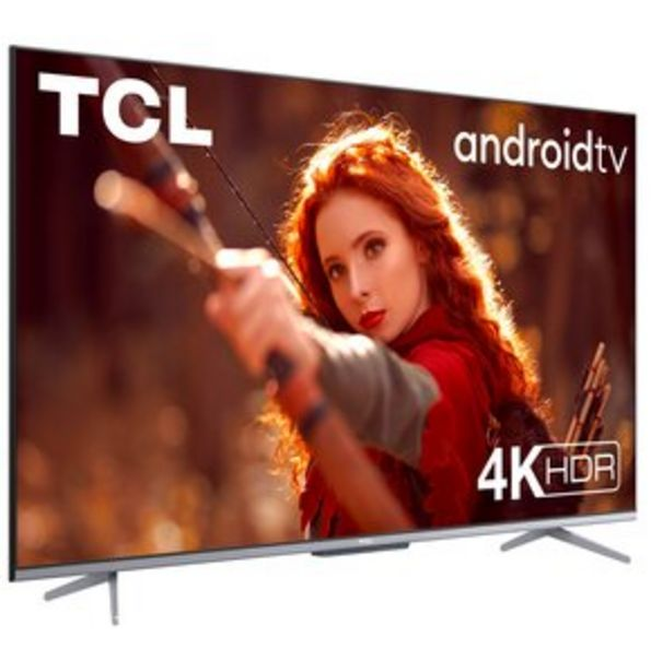 """Telewizor TCL 43P725 43"""" LED 4K Android TV Dolby Atmos Dolby Vision HDMI 2.1 za 1699,99 zł"""
