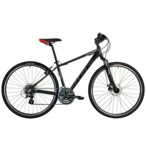 Rower crossowy INDIANA X-Cross 2.0 M21 męski Czarny za 1099,99 zł