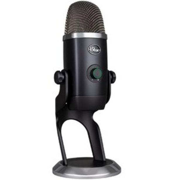 Mikrofon do streamingu BLUE Yeti X Professional USB 988-000244 za 799 zł