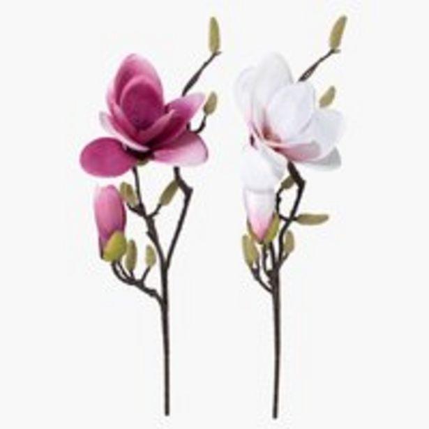 Kwiat sztuczny RONNY W65cm mix za 13,5 zł