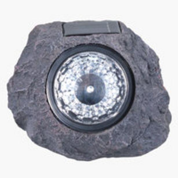 Lampa solarna STORJO S12xD15xW10 szara za 26,95 zł