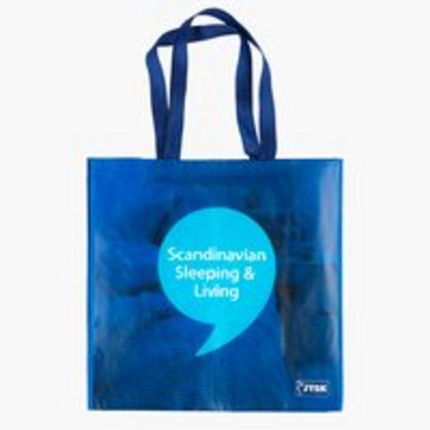 MY BLUE BAG S18xD43xW43cm recykling za 3,5 zł