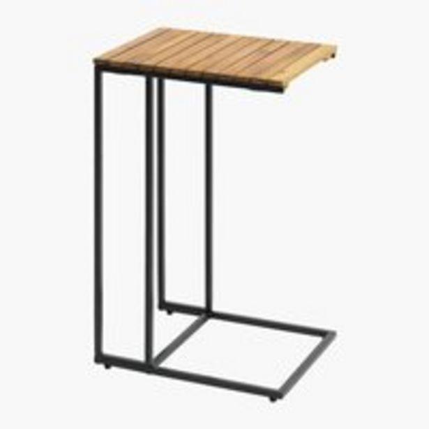 Stolik BELDRINGE S30xD40xW61 drewno za 229 zł