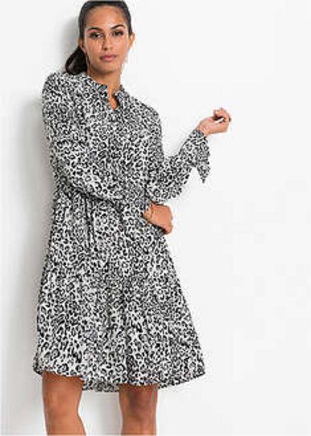 Sukienka koszulowa z nadrukiem za 89,99 zł
