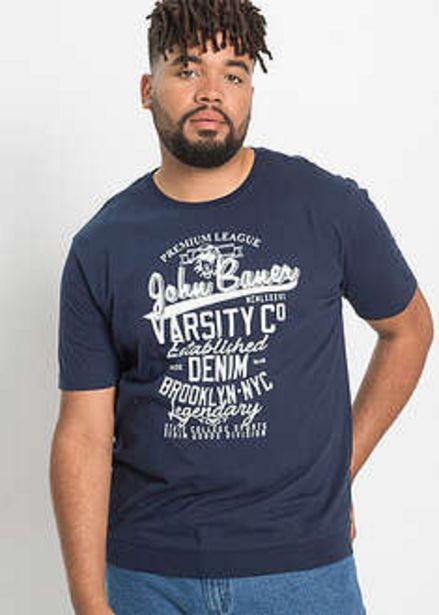 T-shirt w wygodnym fasonie za 21,99 zł