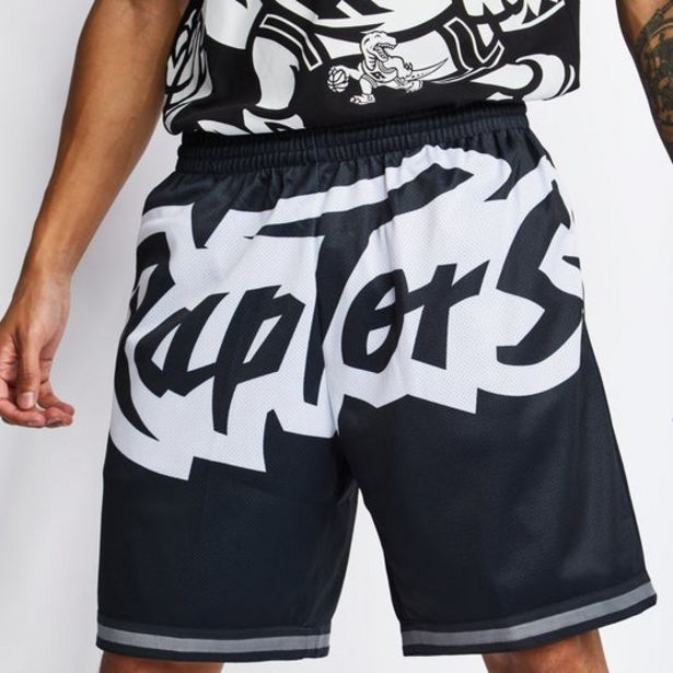 Mitchell and Ness Big Face 3.0 Toronto Raptors Basketball za 264 zł